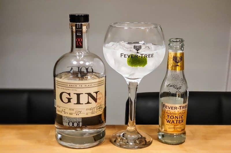 Gin og Tonic med OOLA