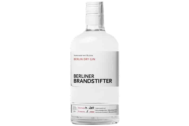 Hva passer til Berliner Brannstifter Gin
