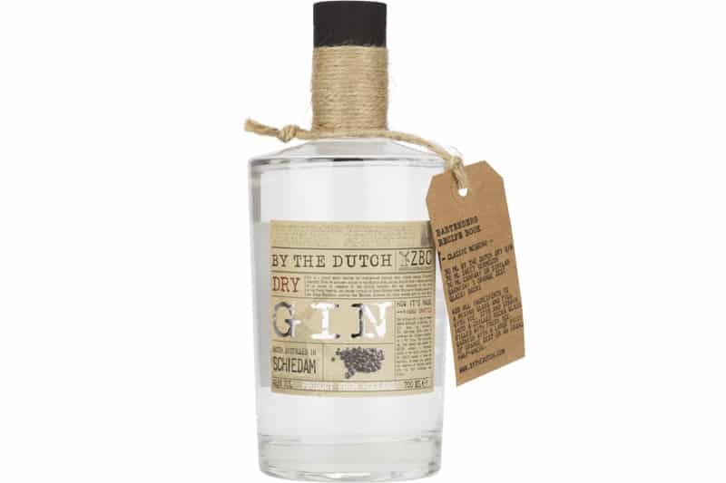 Hva passer til By The Dutch Dry Gin
