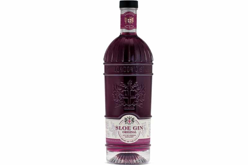 Hva passer til City of London Sloe Gin