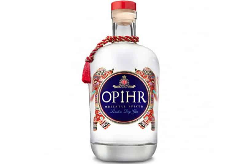 Hva passer til Opihr Oriental Spiced Gin