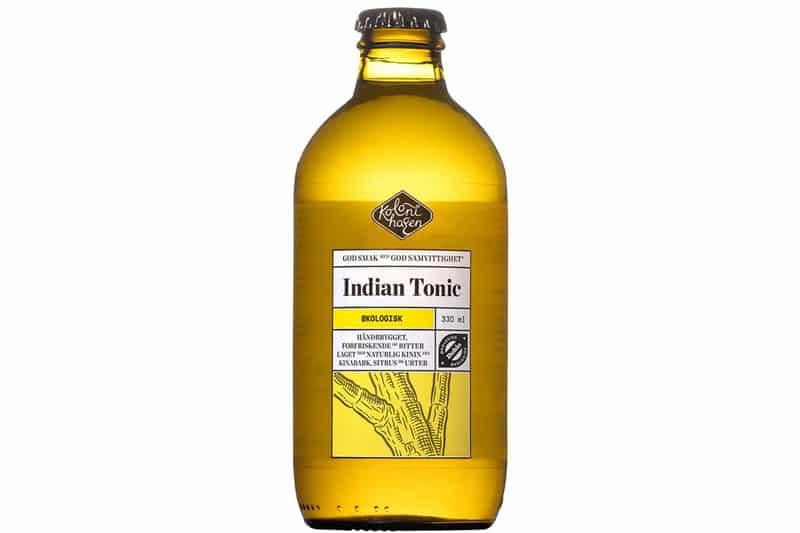 Kolonihagen Indian Tonic