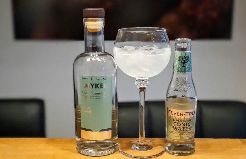 Myken Gin Tonic Elderflower