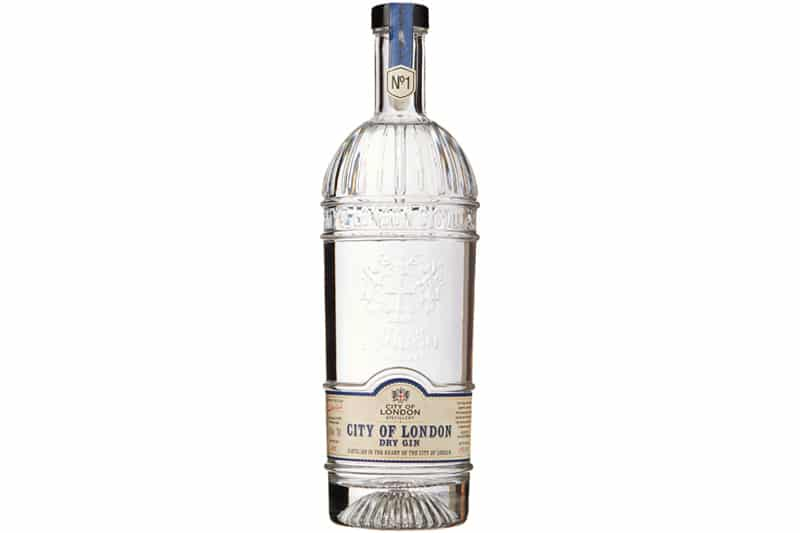 Passer til City of London Dry Gin
