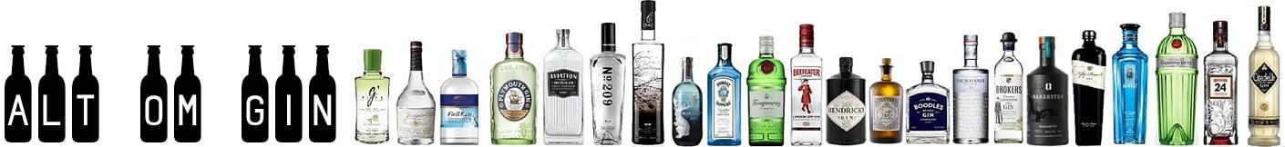 Alt om Gin