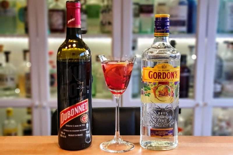 Gin og Dubonnet. Mest populære oppskrifter 2020