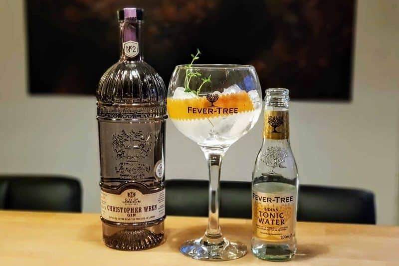 Gin og Tonic med Christopher Wren