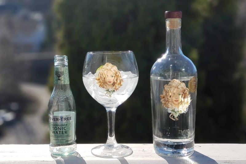 Gin og Tonic med Daffy's Small Batch Premium Gin