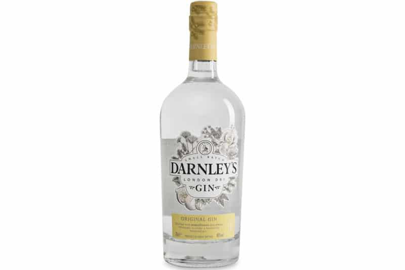 Hva passer til Darnleys London Dry Gin