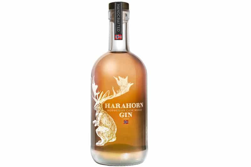 Harahorn fatlagret Gin