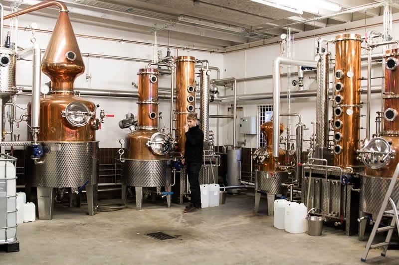 Det Norske Brenneri gin