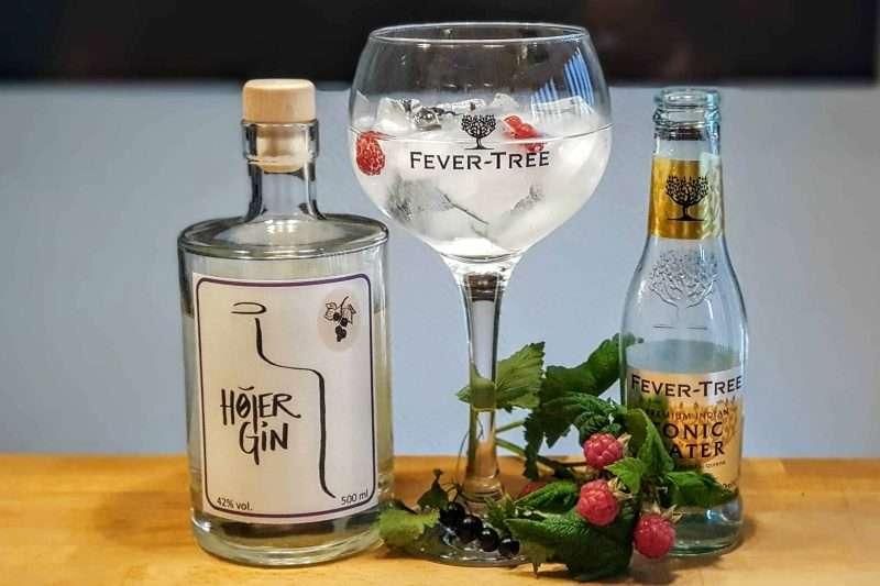 Gin-Tonic med Højer Gin