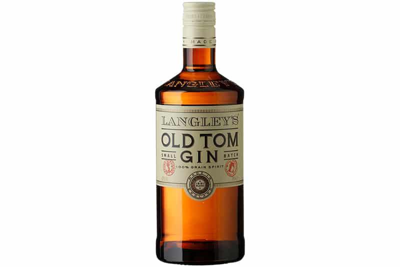 Hva passer til Langleys Old Tom Gin