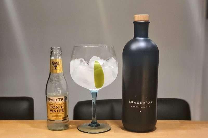 Skagerrak Gin og Tonic