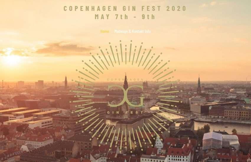 Copenhagen Gin Fest 2020