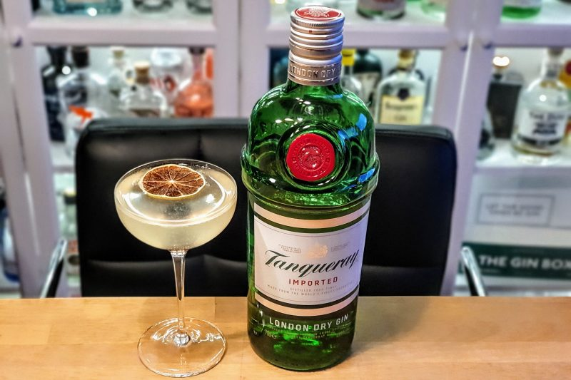 Gimlet Med Tanqueray London Dry Gin