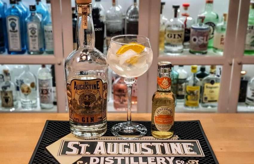 Gin og Tonic med St. Augustine Gin