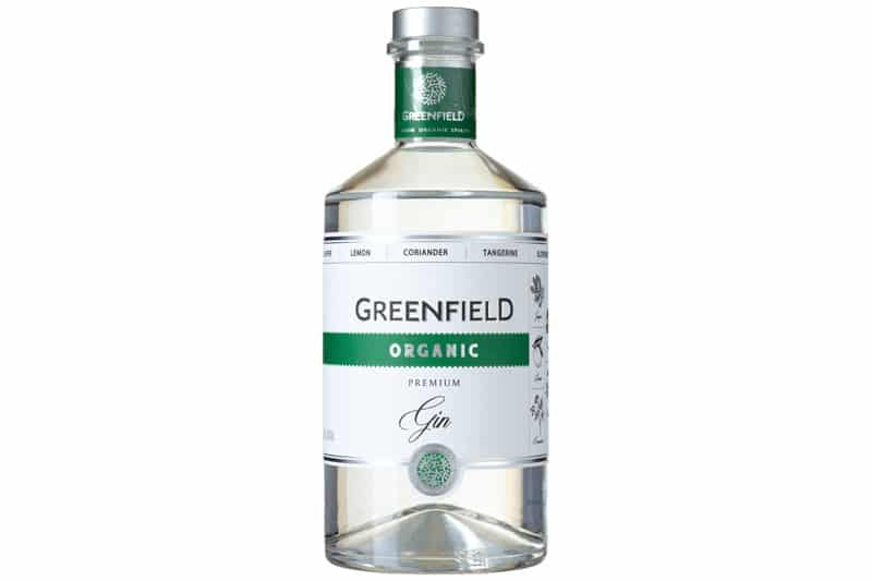 hva passer til Greenfield Gin