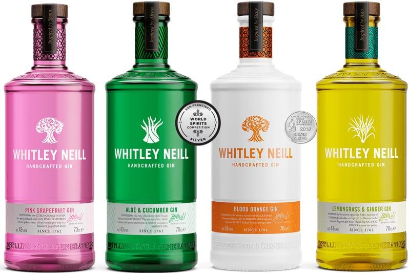 Nye gin på vinmonopolet - Januar 2020