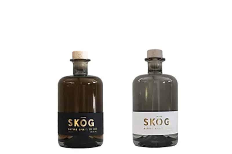 Skog Pure Gin og Skog Oak Aged Gin