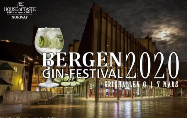 Bergen Ginfestival 2020
