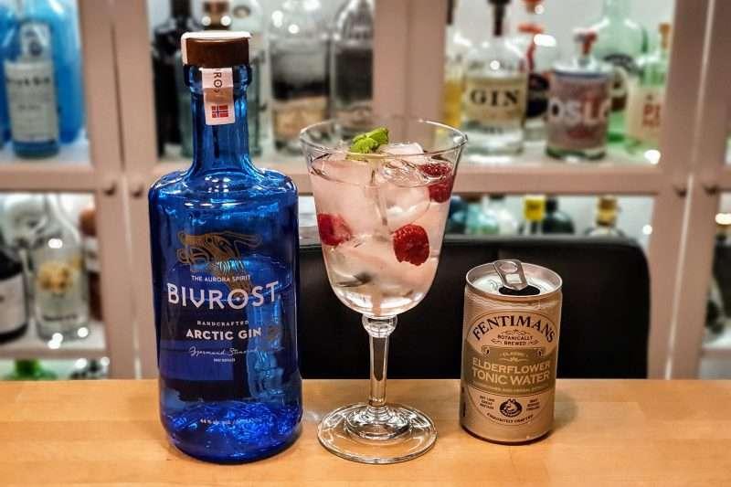 Gin Tonic med Bivrost Gin