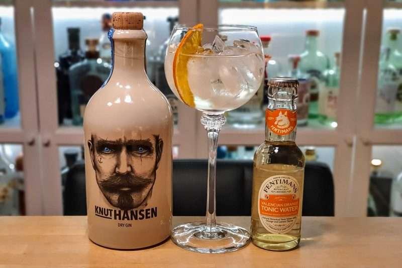 Gin Tonic med Knut Hansen Dry Gin