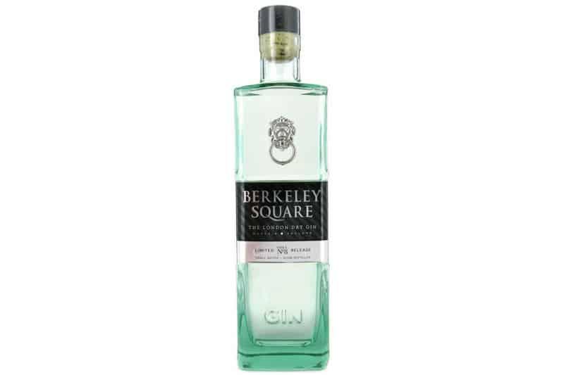 Hva passer til Berkeley Square London Dry Gin