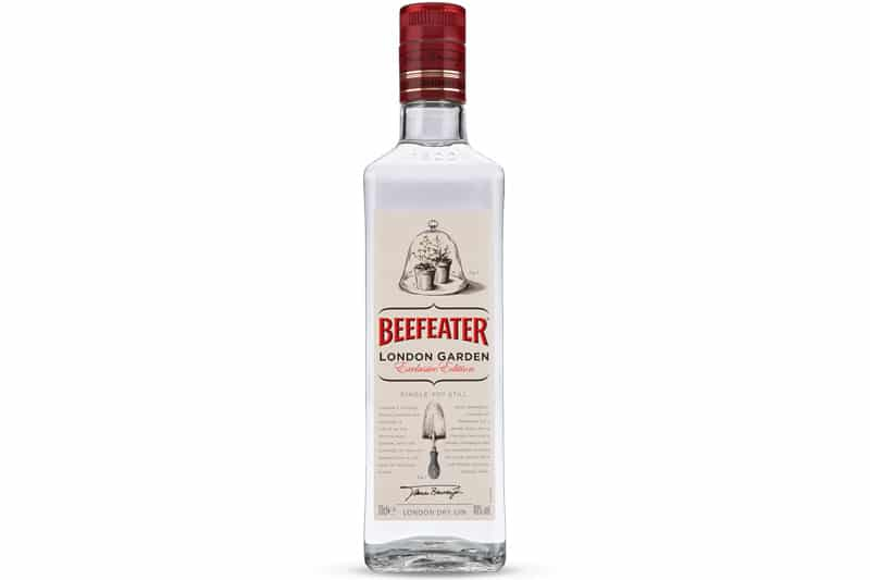 Passer til Beefeater London Garden