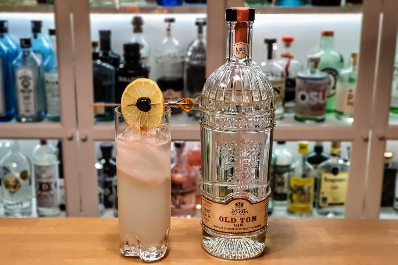 Tom Collins med City of London Old Tom
