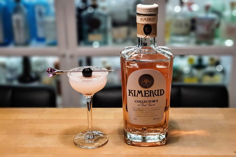 Pink Lady med Kimerud Collectors Pink Gin