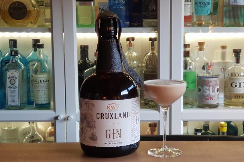 Coffee Alexander med Cruxland Gin