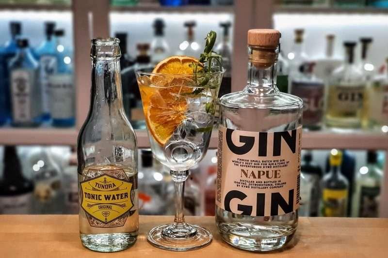 GT med Napue Gin