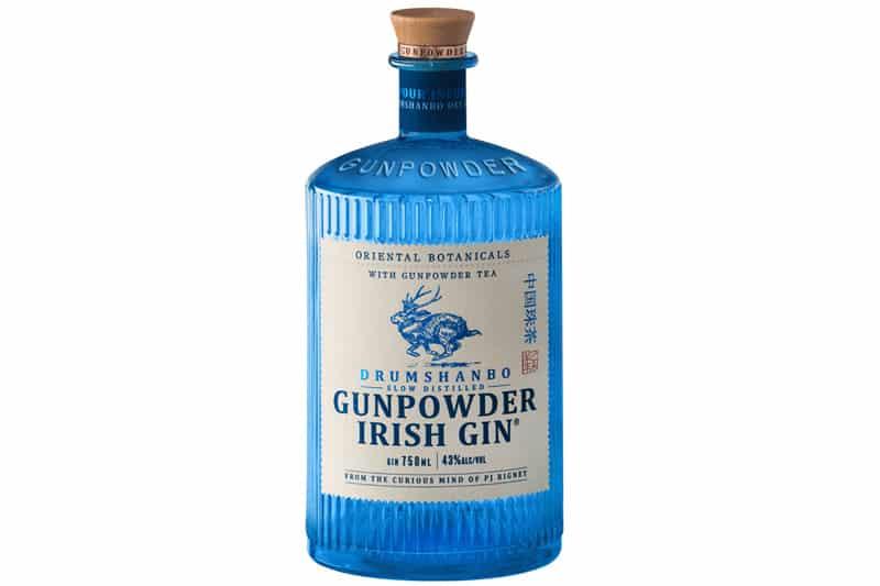 Hva passer til Drumshandbo Gunpowder rish Gin