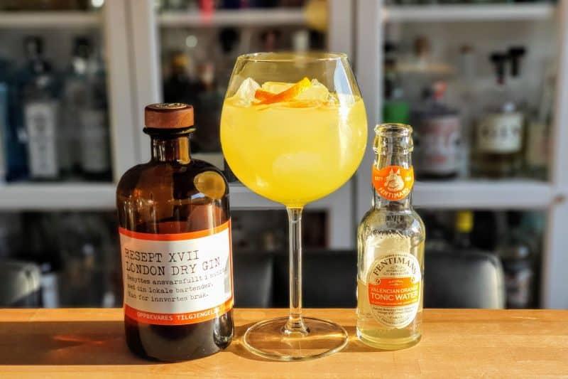 Påske GT med Resept XVII Gin
