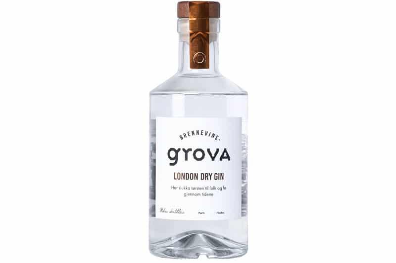 Brennevinsgrova London Dry Gin