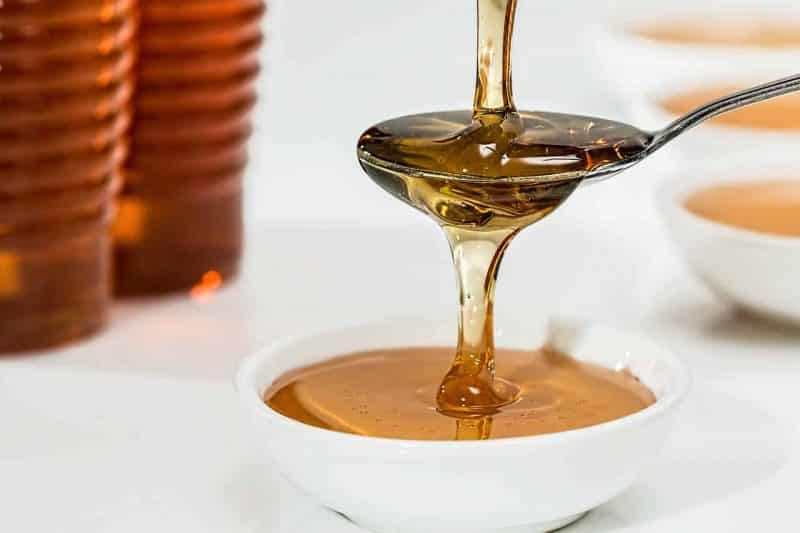 Honning-sirup til drinker lage selv oppskrift cocktailsirup