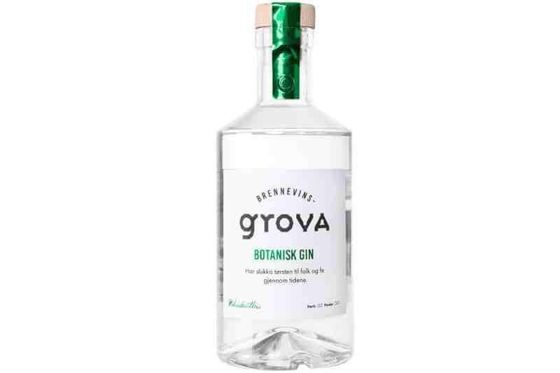 Brennevinsgrova Botanisk Gin