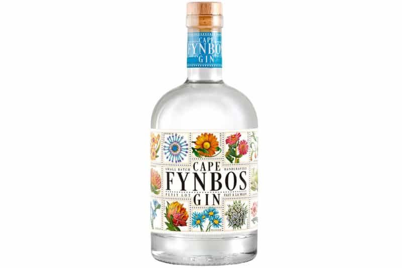 Hva passer til Cape Fynbos Gin