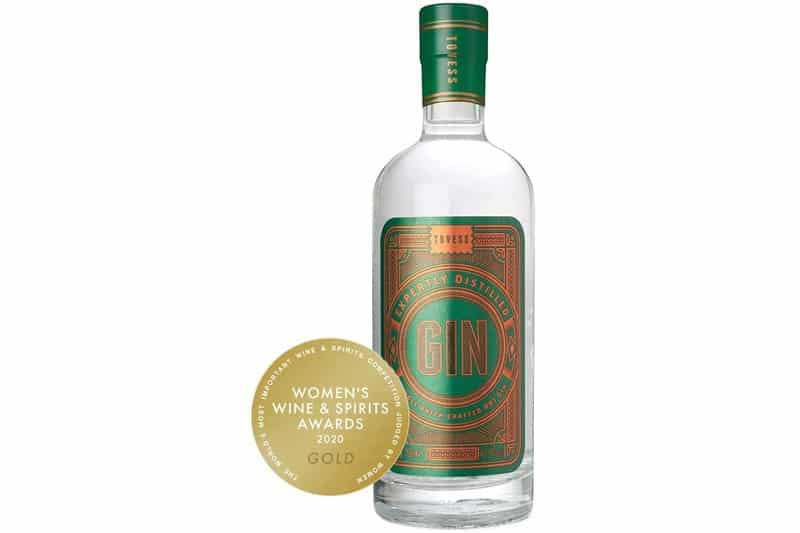 Amazon Tovess Single Batch Handcrafted Dry Gin