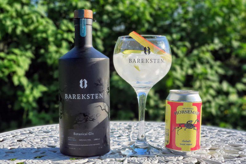 Gin-Tonic med Bareksten