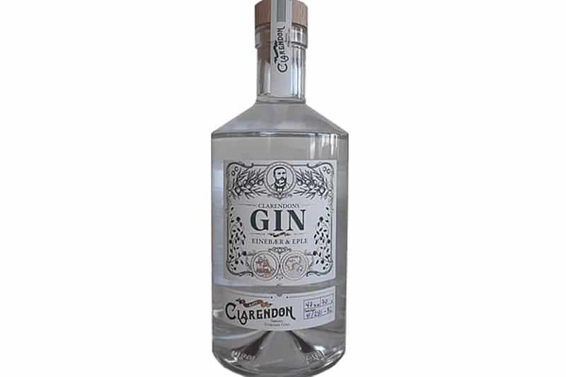 Hva passer til Clarendons Gin