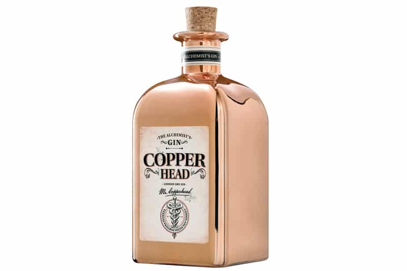 Hva passer til Copperhead London Dry Gin