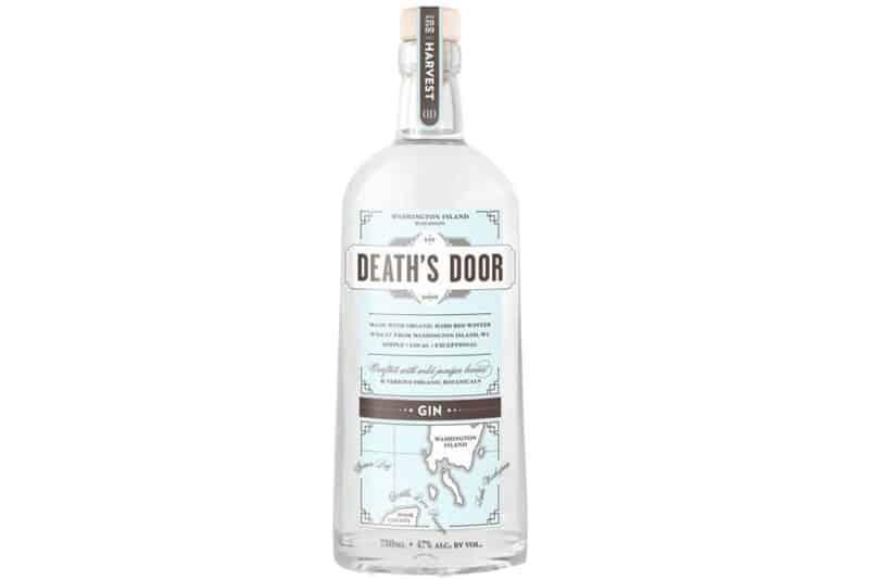 Hva passer til Deaths Door Gin