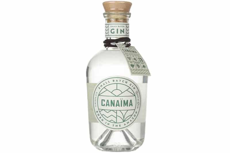 hva passer til Canaima Gin