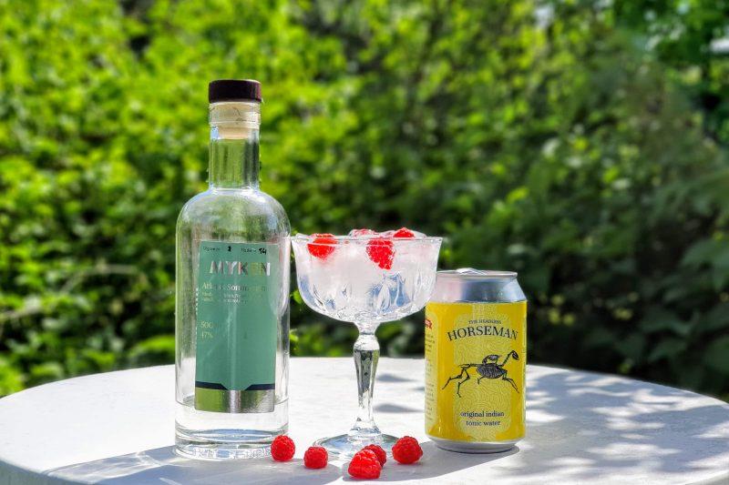 Gin Tonic med Myken Sommergin
