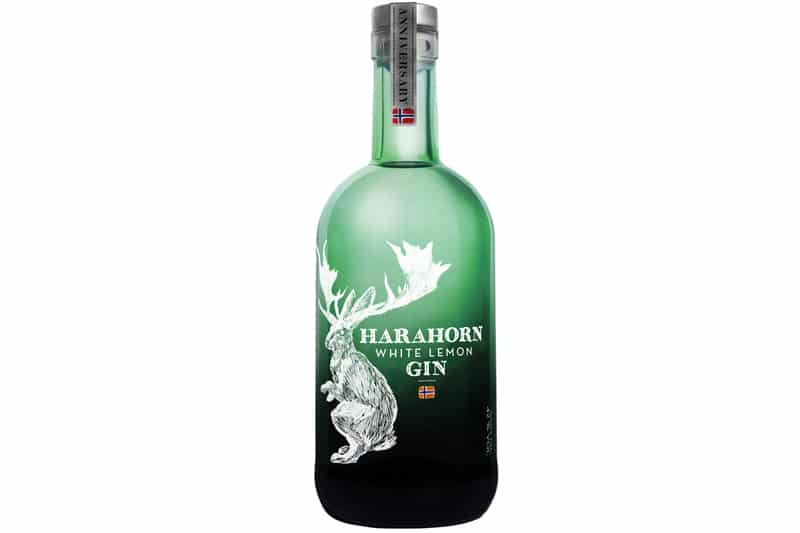 Harahorn White Lemon gin