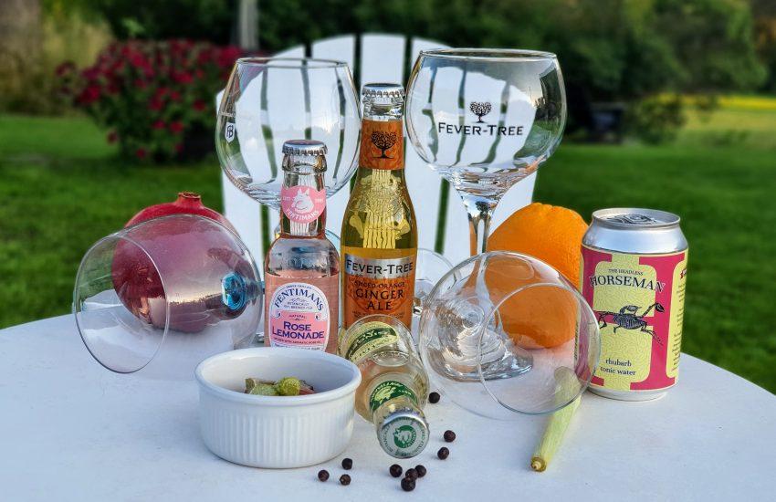 Alkoholfrie alternativer til fest og ingredienser du kan lage mye godt av