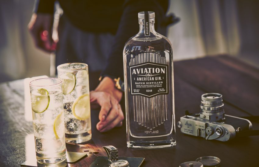 Aviation American Gin Diageo