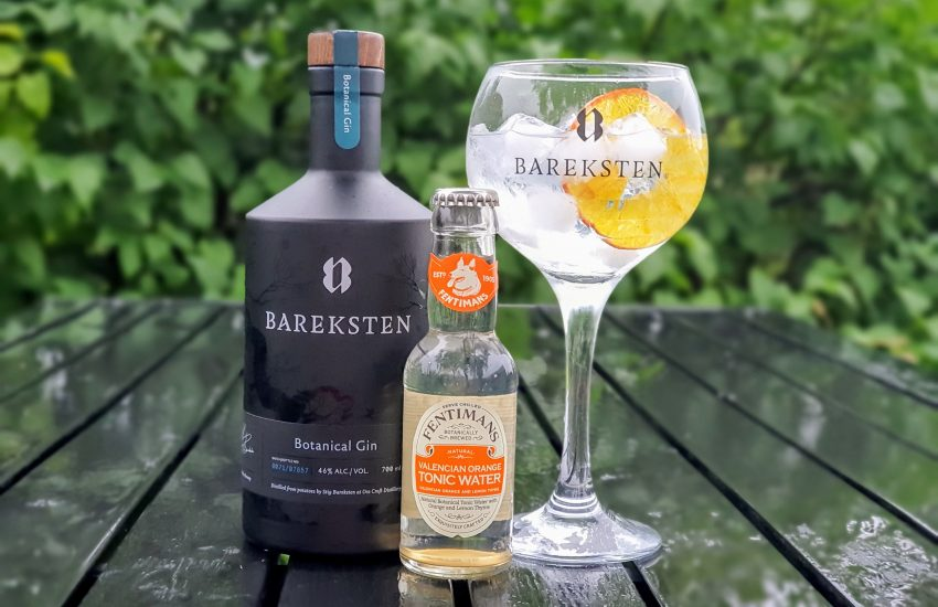 GT med Bareksten Botanical Gin